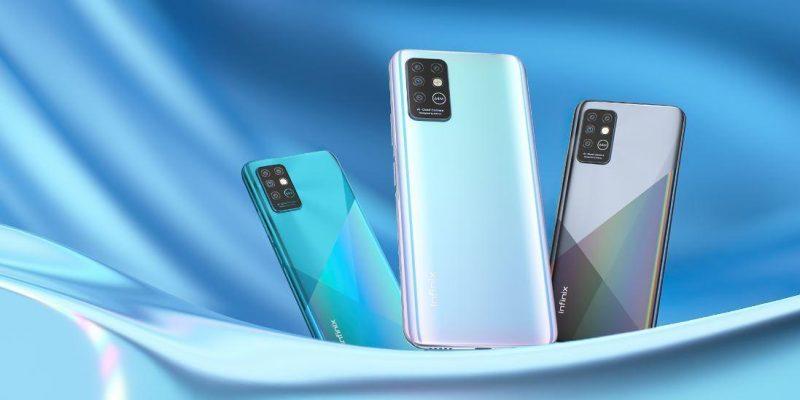 В России стартовали продажи смартфона Infinix Note 8 (note 8)