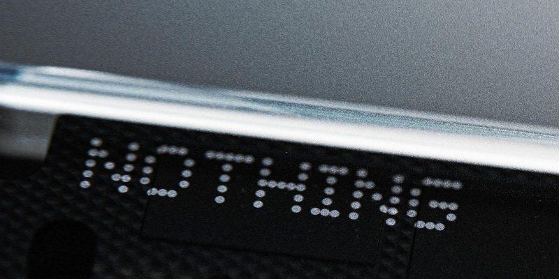 """Сооснователь OnePlus создал свой стартап """"Ничего"""" (nothing teaser 1920x)"""