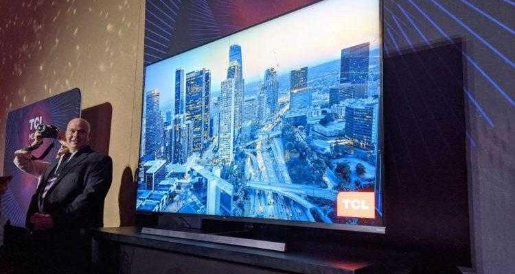 TCL представит на CES 2021 новое поколение Mini LED-телевизоров (obzor tcl mini led 8k roku tv video 8k vo vsej)