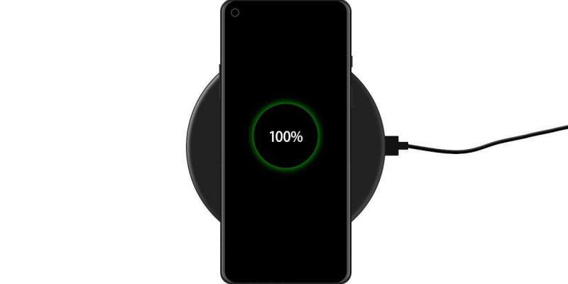 OnePlus 9 Pro получит беспроводную зарядку мощностью 45 Вт (oneplus 8 pro ricarica wireless)