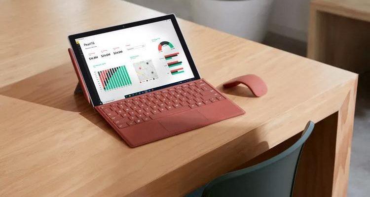 Microsoft обновила ноутбук Surface Pro 7 Plus (surfacepro7plus1)