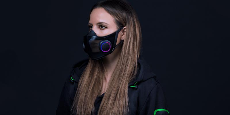 CES 2021: Razer показали концепты «умной» маски и игрового кресла (thumbnail 1)