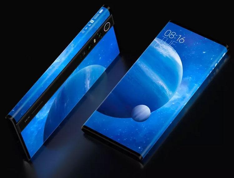 Xiaomi планирует выпустить новый флагман Mi Mix (01)