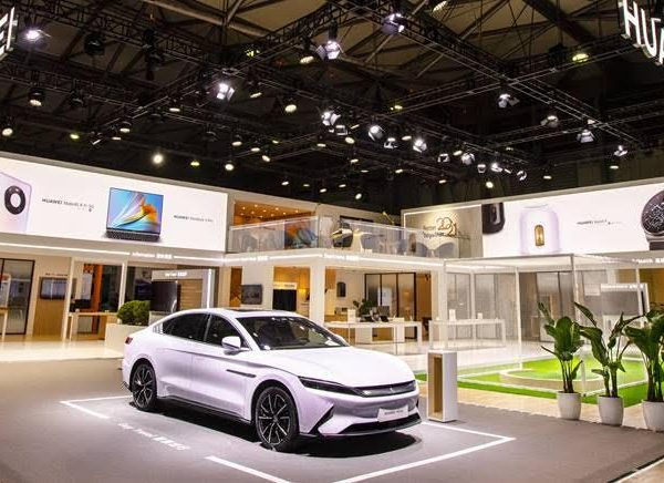 MWC 2021: Huawei показала свой проект умного дома (1 7)