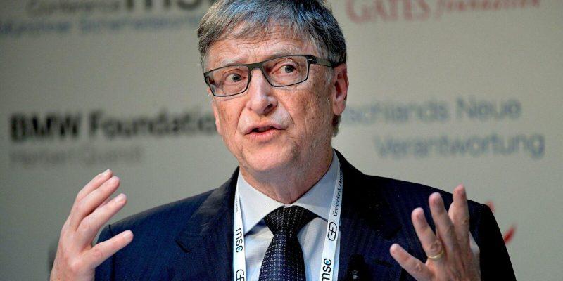 Билл Гейтс зарегистрировался в Clubhouse. Вот несколько его интересных высказываний (1488258802 0 0 3072 1728 1920x0 80 0 0 bc61ae87b60794fd200143ee80a547f8)