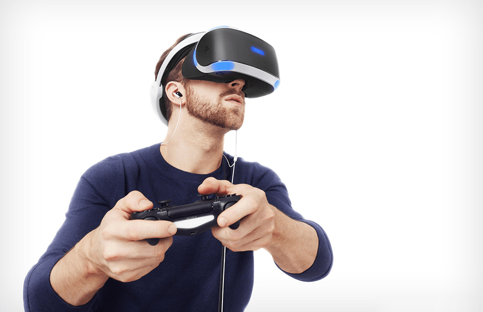 Sony анонсировала VR-шлем для консоли Sony PlayStation 5
