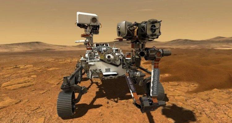 Первые фотографии с Марса в высоком разрешении (87)