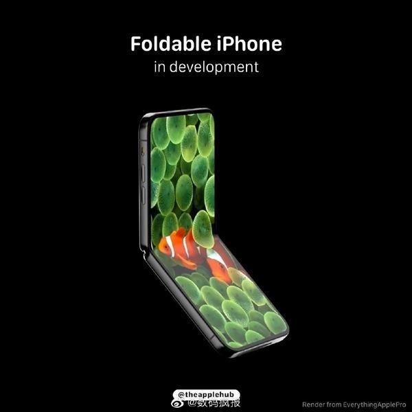 Первый складной iPhone выйдет в 2023 году. Он будет поддерживать стилус