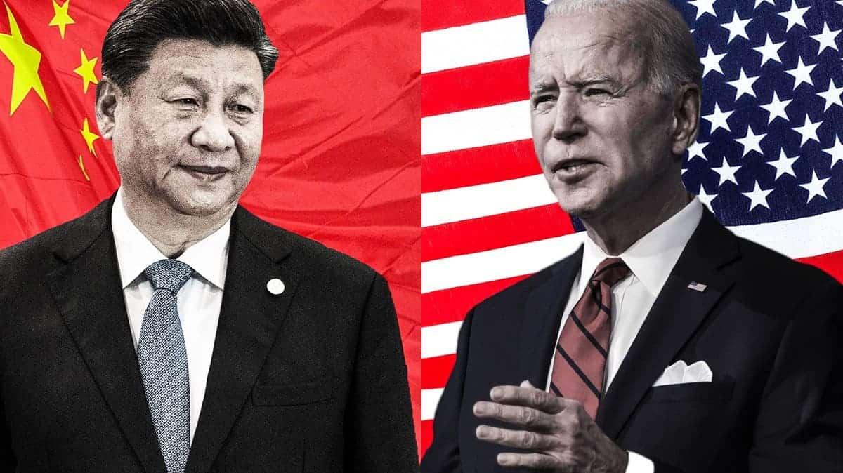 Huawei хочет начать переговоры с США об ослаблении санкций (biden china)
