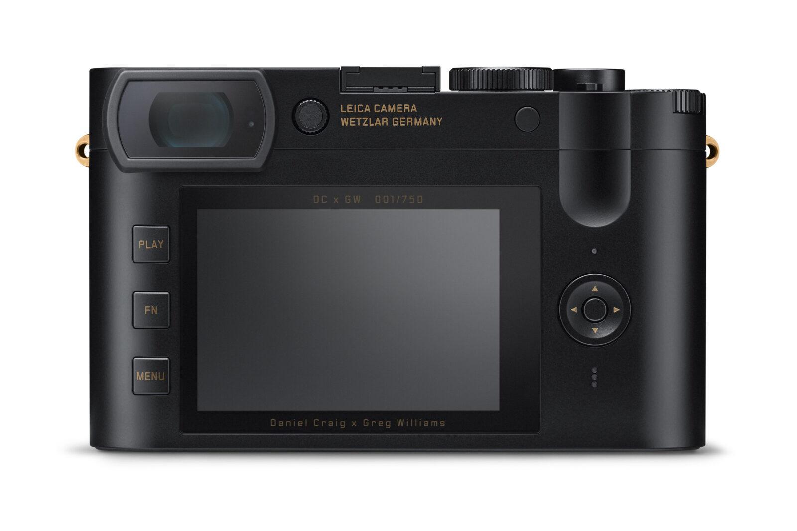 Leica объединилась с Дэниелом Крэйгом и Грегом Уильямсом чтобы выпустить новую версию камеры Leica Q2 (dcgw back lores srgb)
