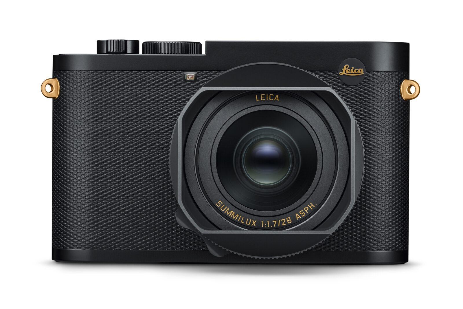 Leica объединилась с Дэниелом Крэйгом и Грегом Уильямсом чтобы выпустить новую версию камеры Leica Q2 (dcgw lores srgb front lenshood)