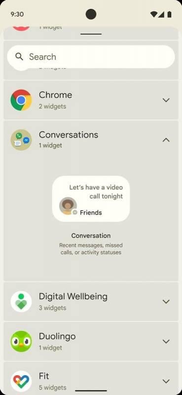 В сеть слили первые скриншоты Android 12 (early android 12 mockup 3 369x800 1 1)