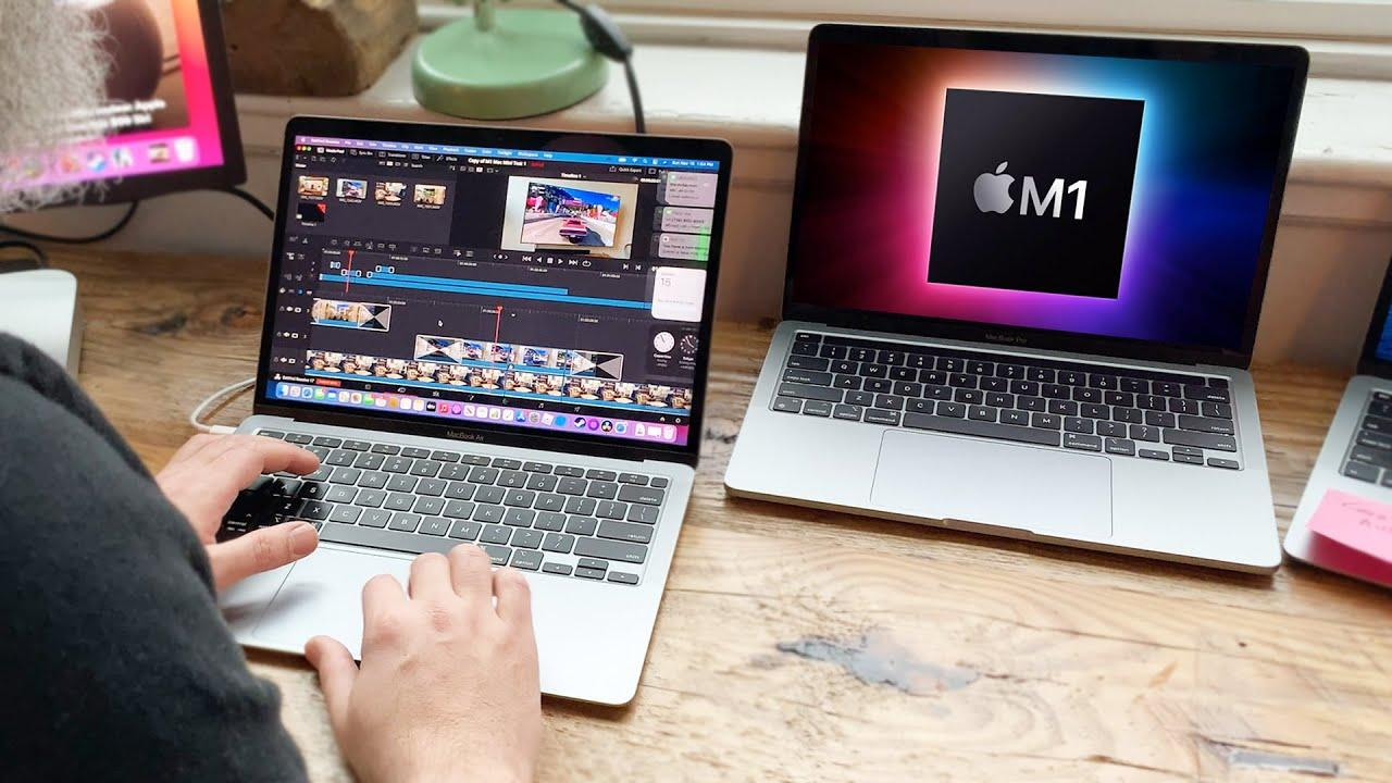Пользователи Mac на базе Apple M1 столкнулись с серьёзной проблемой SSD (every single apple m1 mac hands on mini pro air)
