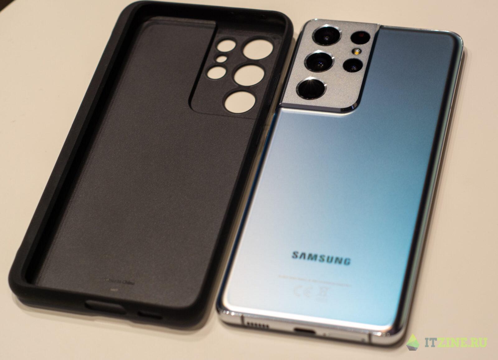 Обзор Samsung Galaxy S21 Ultra: лучший из лучших ()