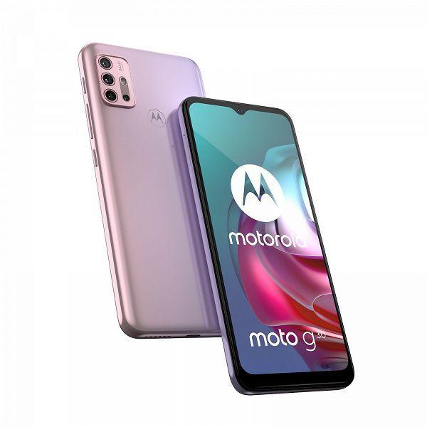 Motorola представила два новых смартфона - Moto G30 и Moto G10 (gsmarena 001 0 large)