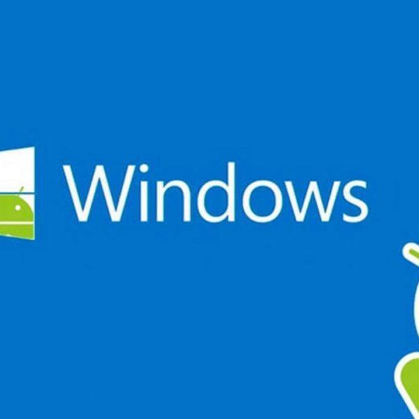Полноценная поддержка Android-приложений в Windows 10 может появиться в этом году (how to install windows on android tablet 1280x720 1)