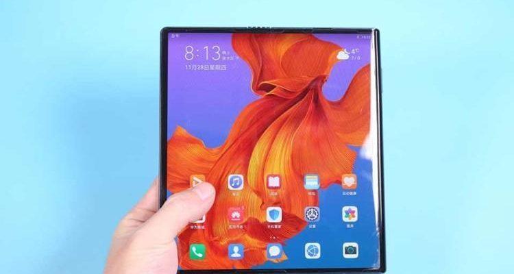 Складной смартфон Huawei Mate X2 выйдет 22 февраля (huawei mate x2 01)