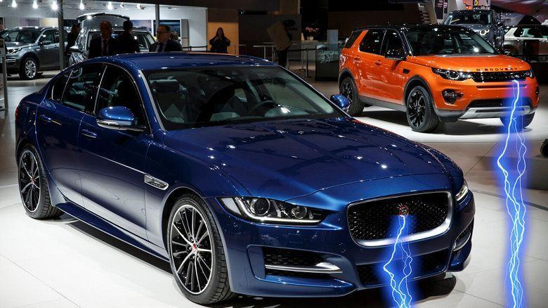 Jaguar не будет выпускать автомобили с двигателями внутреннего сгорания (image large)