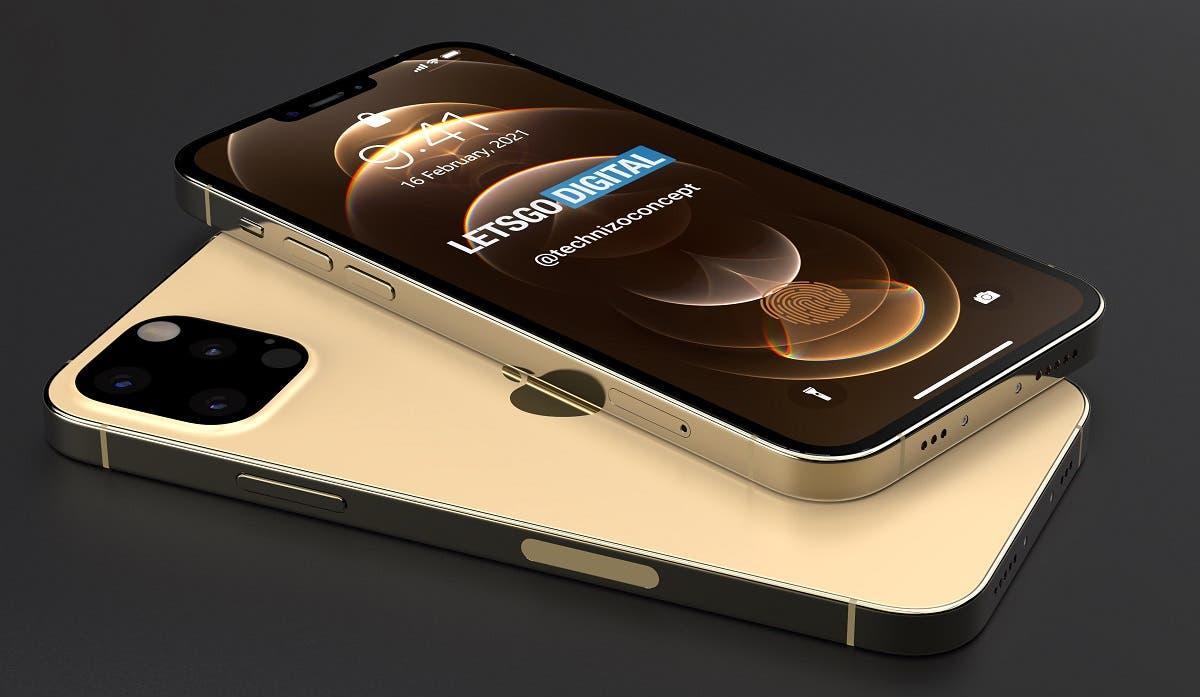 В сеть слили качественные изображения и видео iPhone 13 Pro (iphone 13 5)