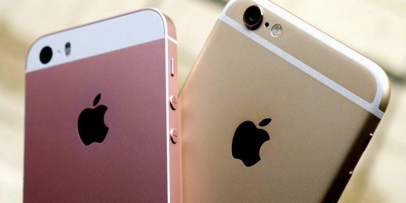 Пользователи iOS любят iPhone SE и iPhone 6s больше, чем современные смартфоны Apple (iphone se vs iphone 6 chto kupit)
