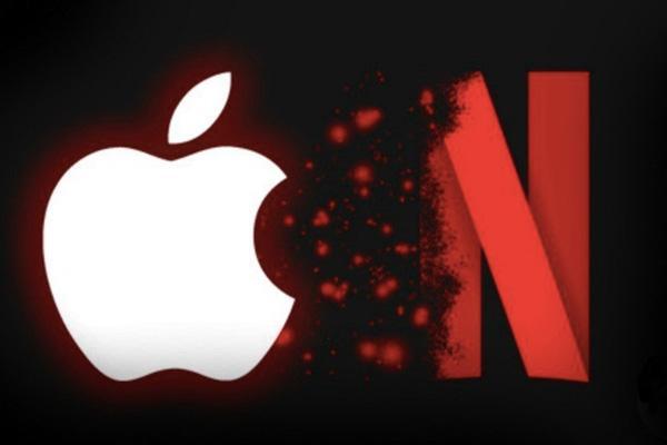 "Аналитик: ""Apple допустила ошибку, не купив Netflix"" (lid image167377)"
