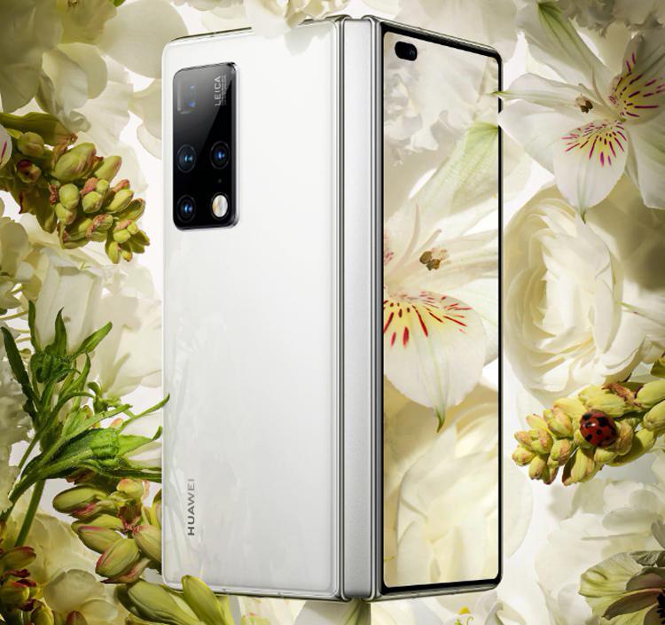 Huawei представила новый складной смартфон - Huawei Mate X2 (mate4)