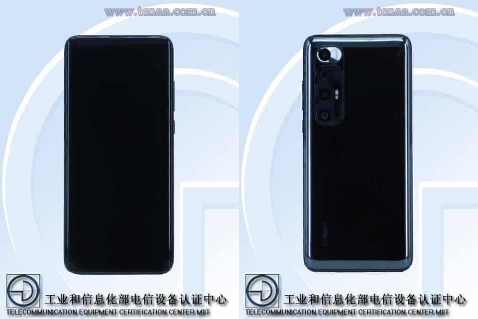 Xiaomi Mi 10 с Snapdragon 870 получит новый дизайн (mi 10)