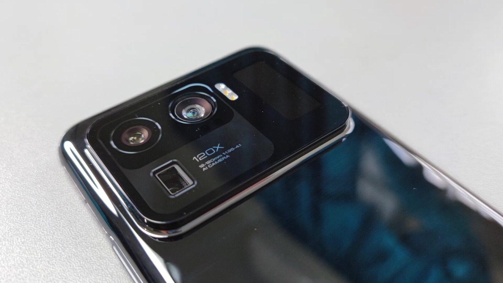 Xiaomi Mi 11 Ultra может получить дисплей для селфи (mi 11 ultra 2)