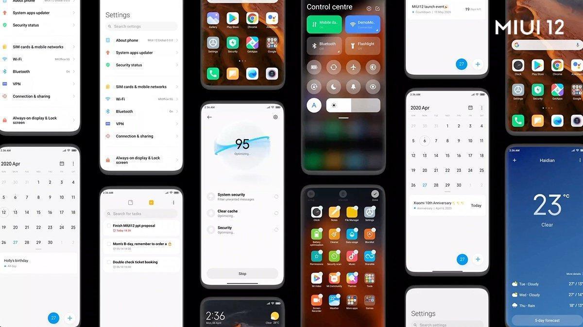 Xiaomi открыла программу глобального тестирования MIUI 12.5 ()