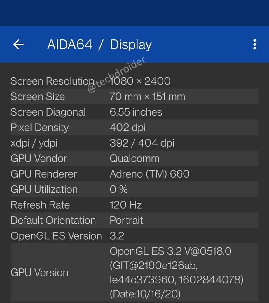 Характеристики грядущего флагмана OnePlus 9 подтверждены (oneplus 9 3 1)