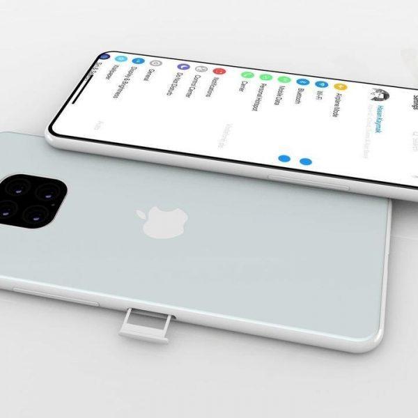 Камеры iPhone 13 могут выглядеть так (raskryta data vyhoda iphone 13 1)