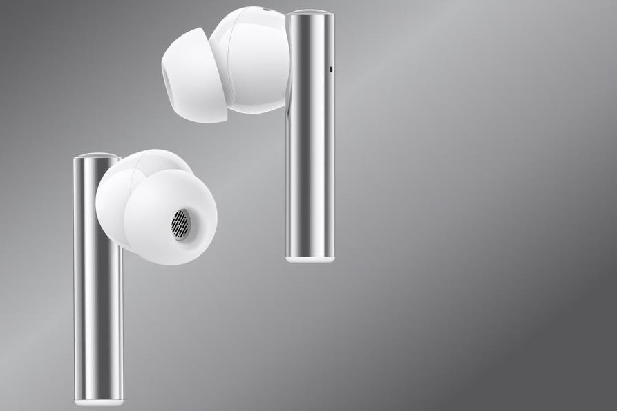 Realme представила беспроводные наушники Realme Buds Air 2 (realme buds air 2 closer white)