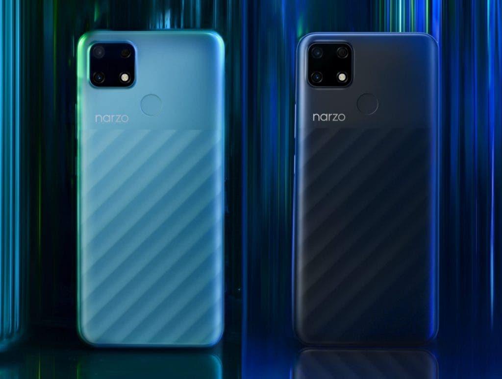 Realme представила бюджетный смартфон Narzo 30A с батареей 6000 мАч (realme narzo 30a 3)