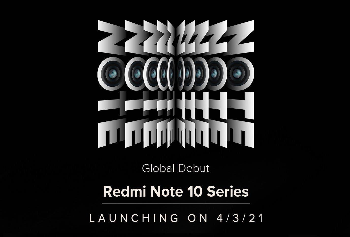 В сеть слили новые подробности о грядущей серии Redmi Note 10 (redmi note 10 1)