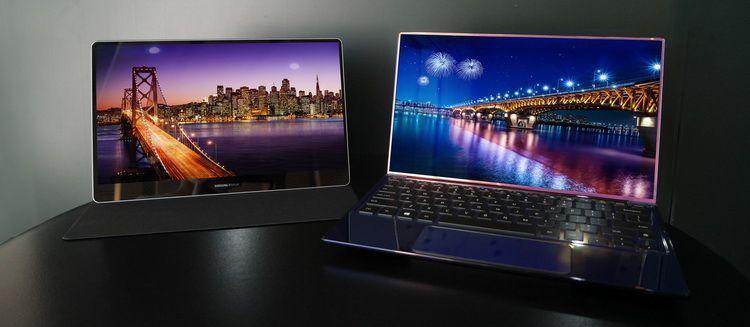 Samsung готовиться выпустить два ноутбука с OLED-панелями (samsng oled laptop 2021 13)