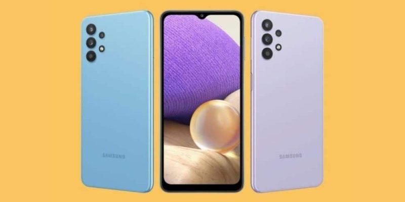 Samsung представила в России смартфон Galaxy A32 (samsung galaxy a32 5g price in nepal)