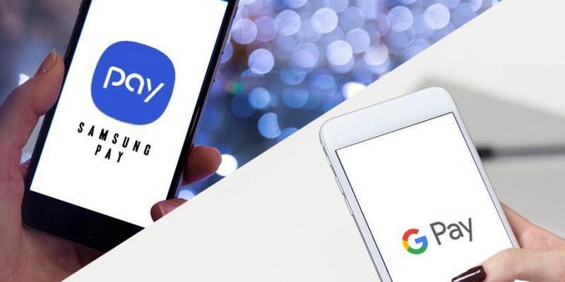 Скоро Google Pay и Samsung Pay начнут поддерживать оплату в биткоинах (samsung pay vs google pay)