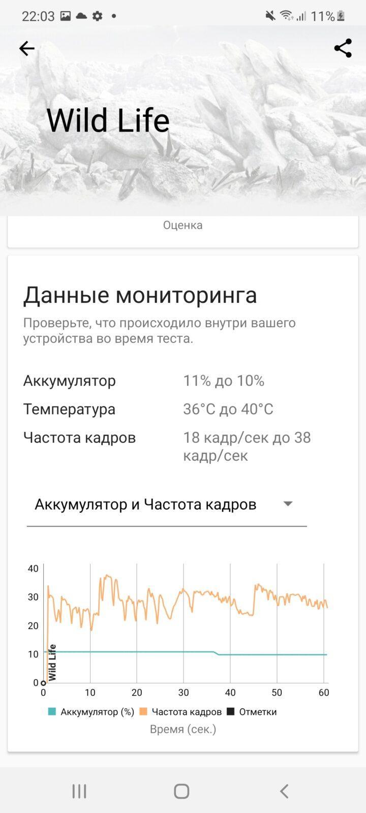 Обзор Samsung Galaxy S21 Ultra: лучший из лучших (screenshot 20210224 220309 3dmark)