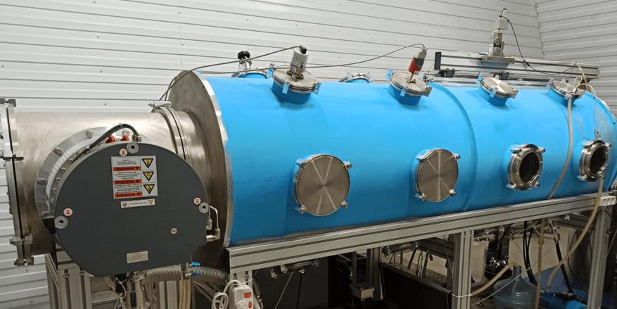 В столичном технопарке завершили стендовые испытания нового электроракетного двигателя (sl13211)