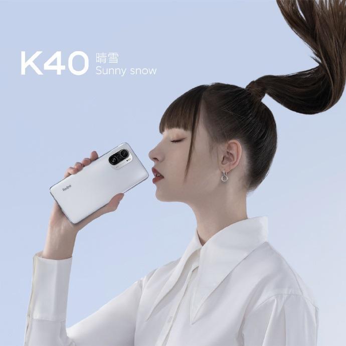 Redmi наконец-то представила смартфон Redmi K40 (u)