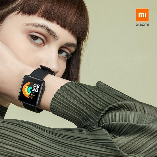 В России стартовали продажи умных часов Mi Watch Lite