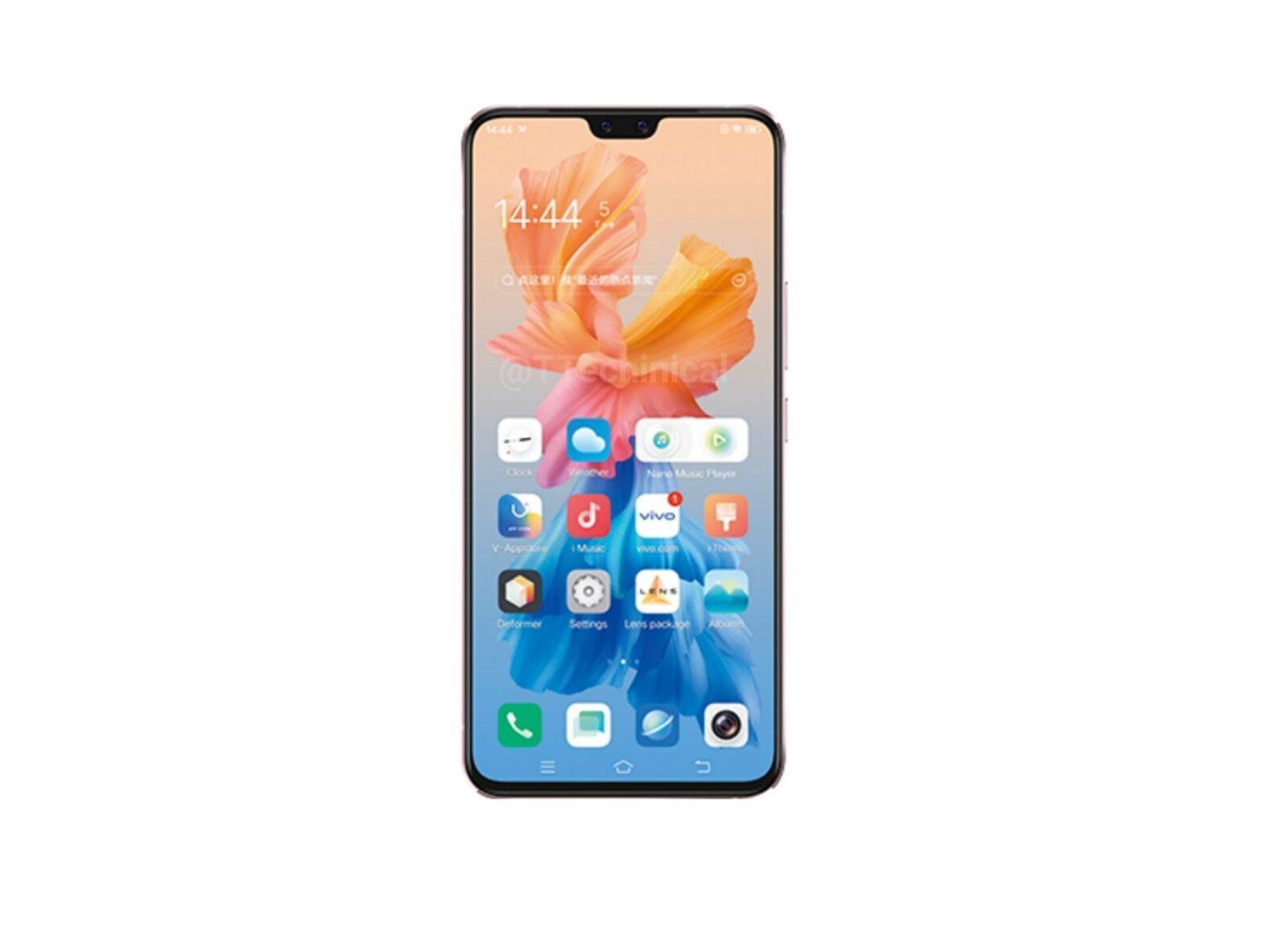 В сеть просочились ключевые характеристики смартфона Vivo S9 5G (vivo v2027a)