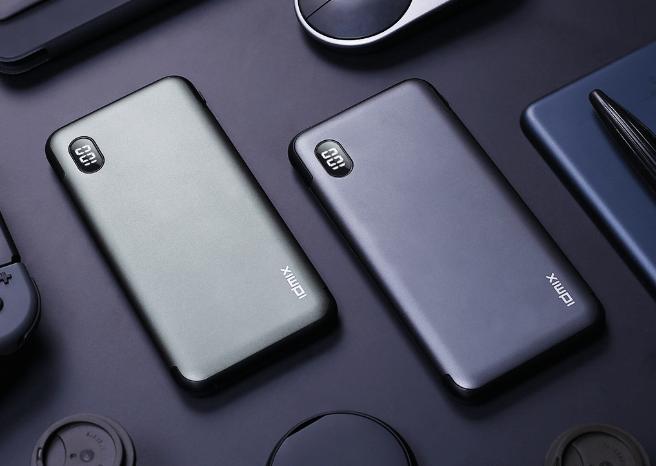 Xiaomi выпустила портативный аккумулятор для владельцев iPhone (xiaomi idmix p10 pro 1)