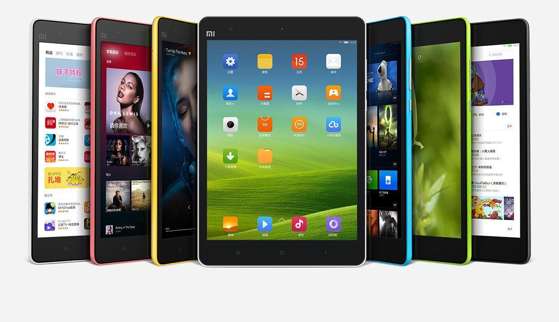 У Xiaomi появится новый планшет, который составит конкуренцию Apple iPad (xiaomi mi pad 4)