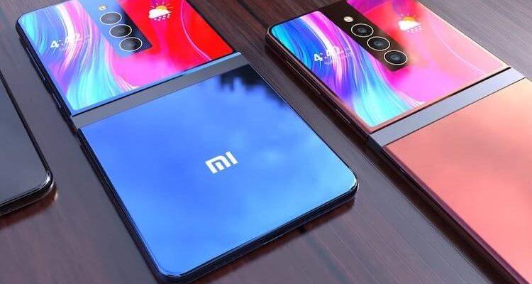Сегодня Xiaomi представит свой складной смартфон (xiaomi flip 01 750x500 1)