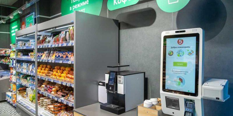 X5 Retail Group, Сбер и Visa запускают оплату взглядом в «Перекрёстке» и «Пятёрочке» (007)