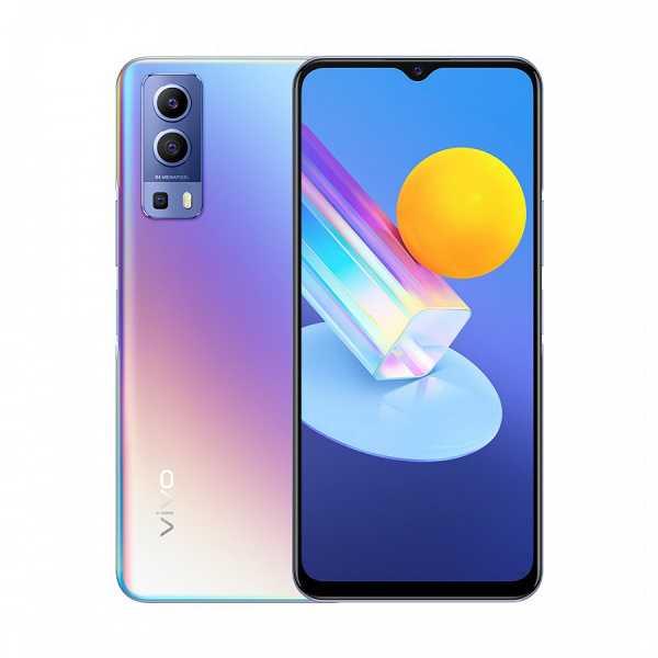 Компания Vivo представила смартфон Vivo Y72 5G (1 10)