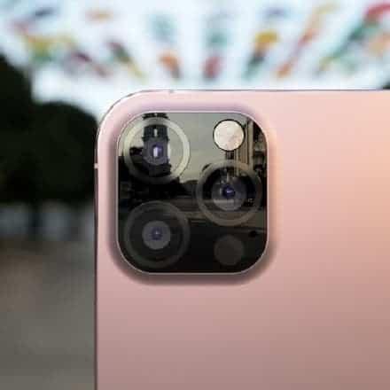 В сеть слили рендеры флагмана iPhone 12s Pro в розовом цвете (108766e6 3b1f 47a7 ac4c 9cb1787ee6e9)