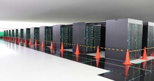 Fujitsu создала самый быстрый компьютер в мире (127155 fugaku top 1 june2020)
