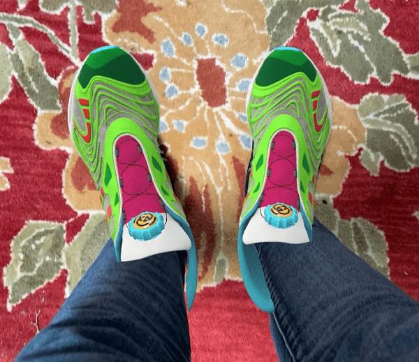 Gucci представила кроссовки виртуальной реальности за 1000 рублей (1 1 large)